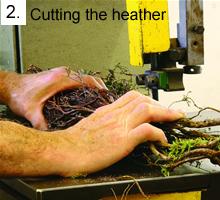Cutting the Heather