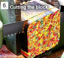 Cutting the Block