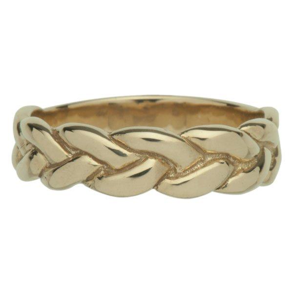 Gold Trinity Ring