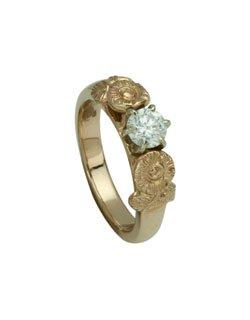 Kalgoorlie Anniversary Ring