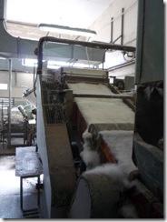 Akubra blowing machine