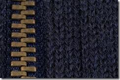 Closup of Devold's Marine Sweater