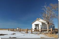 Restored Schoolhouse