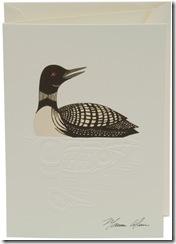 Loon Card
