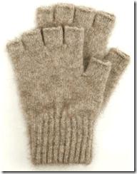 Possum Fingerless Gloves