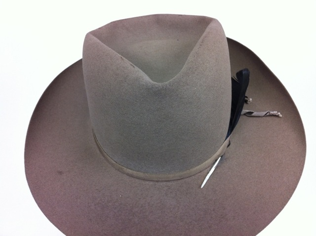 Akubra Makes a Fine Rain Hat - David Morgan edc5f2d940d0