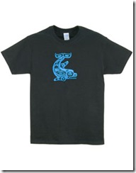 Orca Embroidered T-Shirt