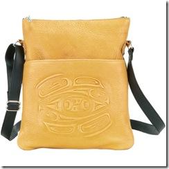 Solo Bag, Deerskin, Tan