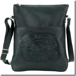 Solo Bag, Deerskin, Black