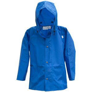 RD1; Ruf Duck Hooded Rain Jacket