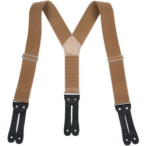 Welch Hopsack Suspenders