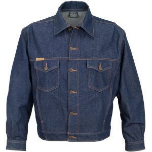 Prison Blues Western Jacket